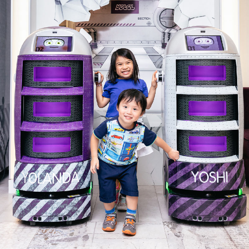 Yotel Orchard Singapore Staycation Deals