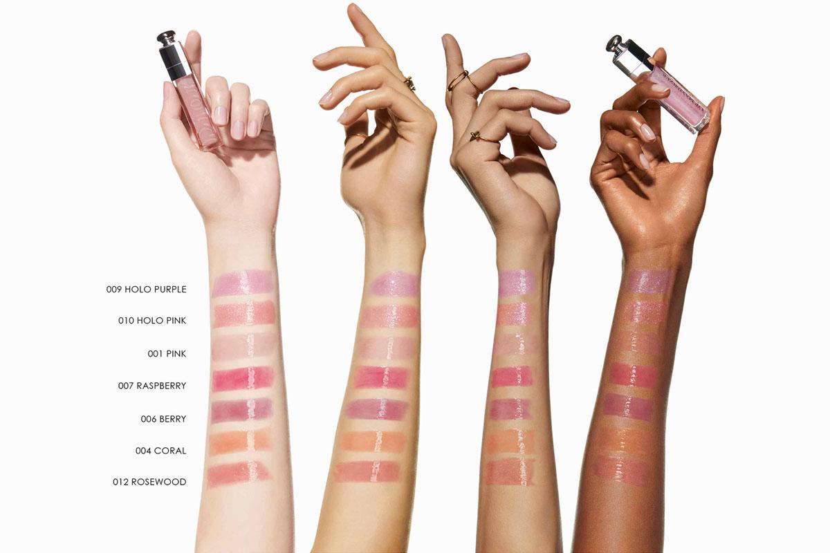 Dior Lip Maximizer Swatch