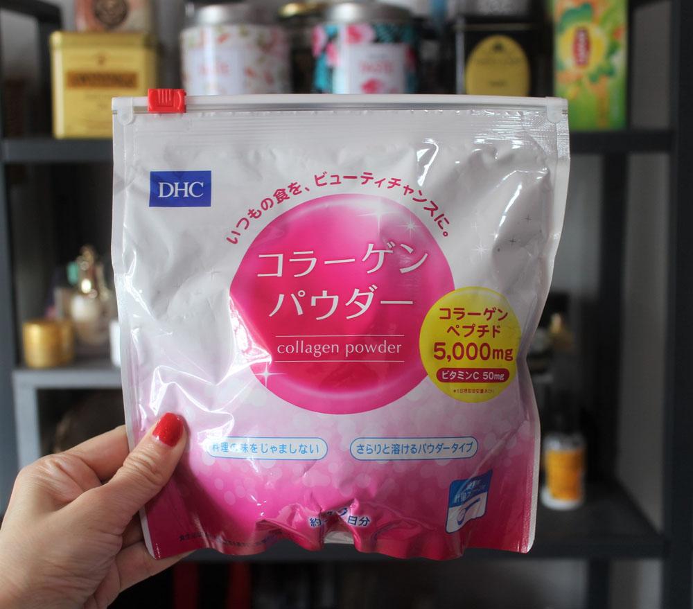 DHC Collagen Powder