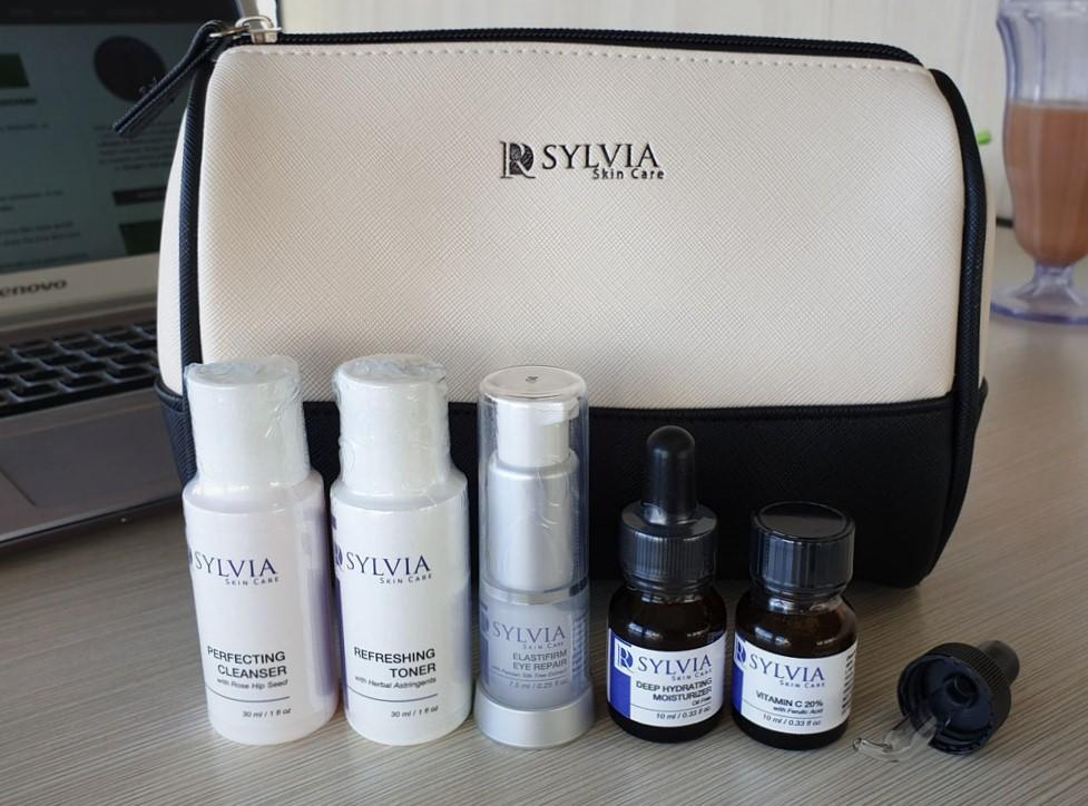 Dr. Sylvia Travel Kit