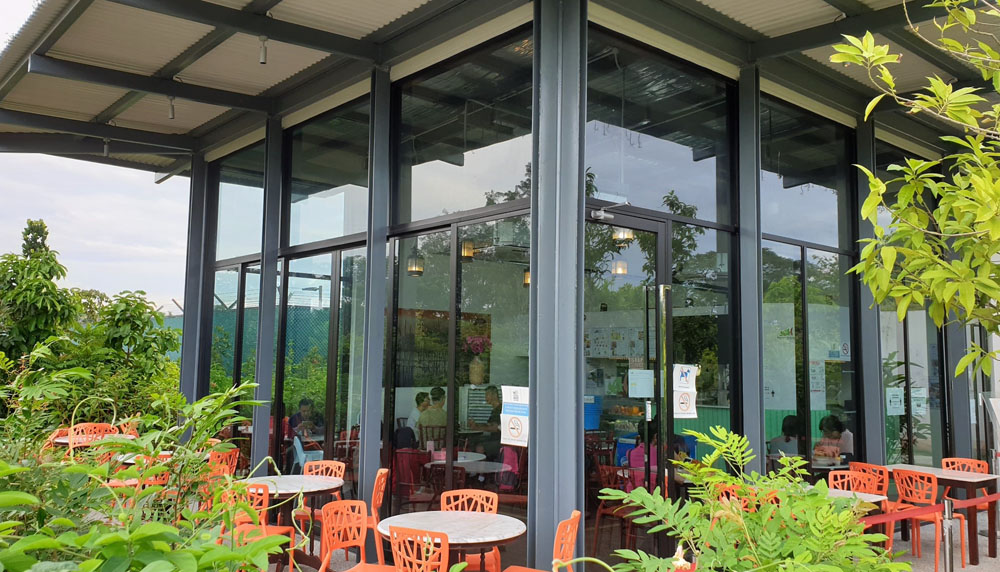 Sembawang Hot Spring Restaurant