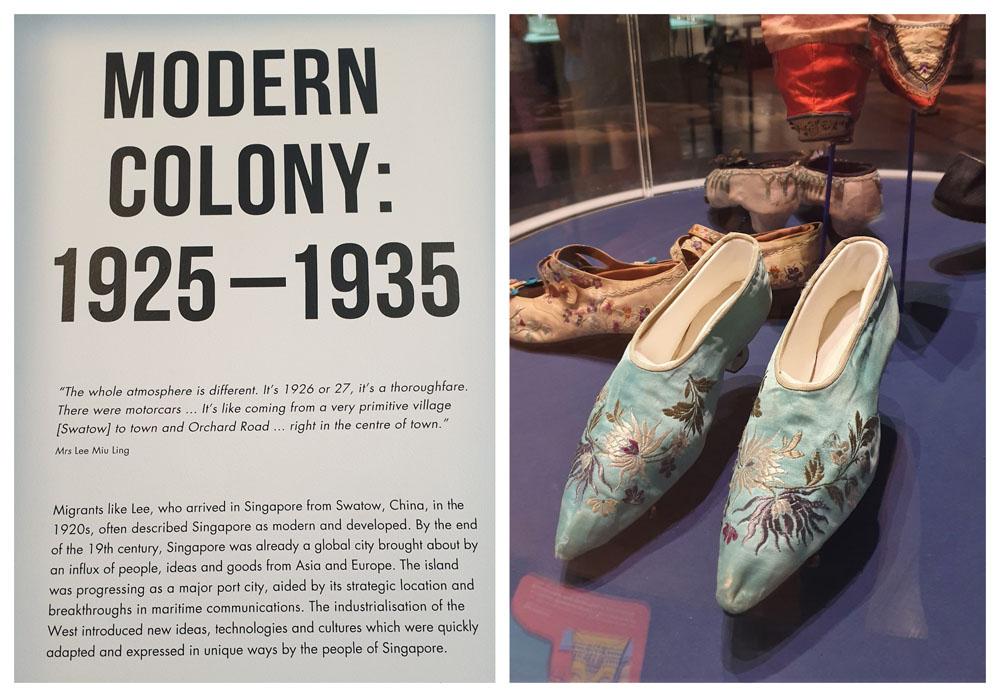 Modern Colony - Singapore National Museum