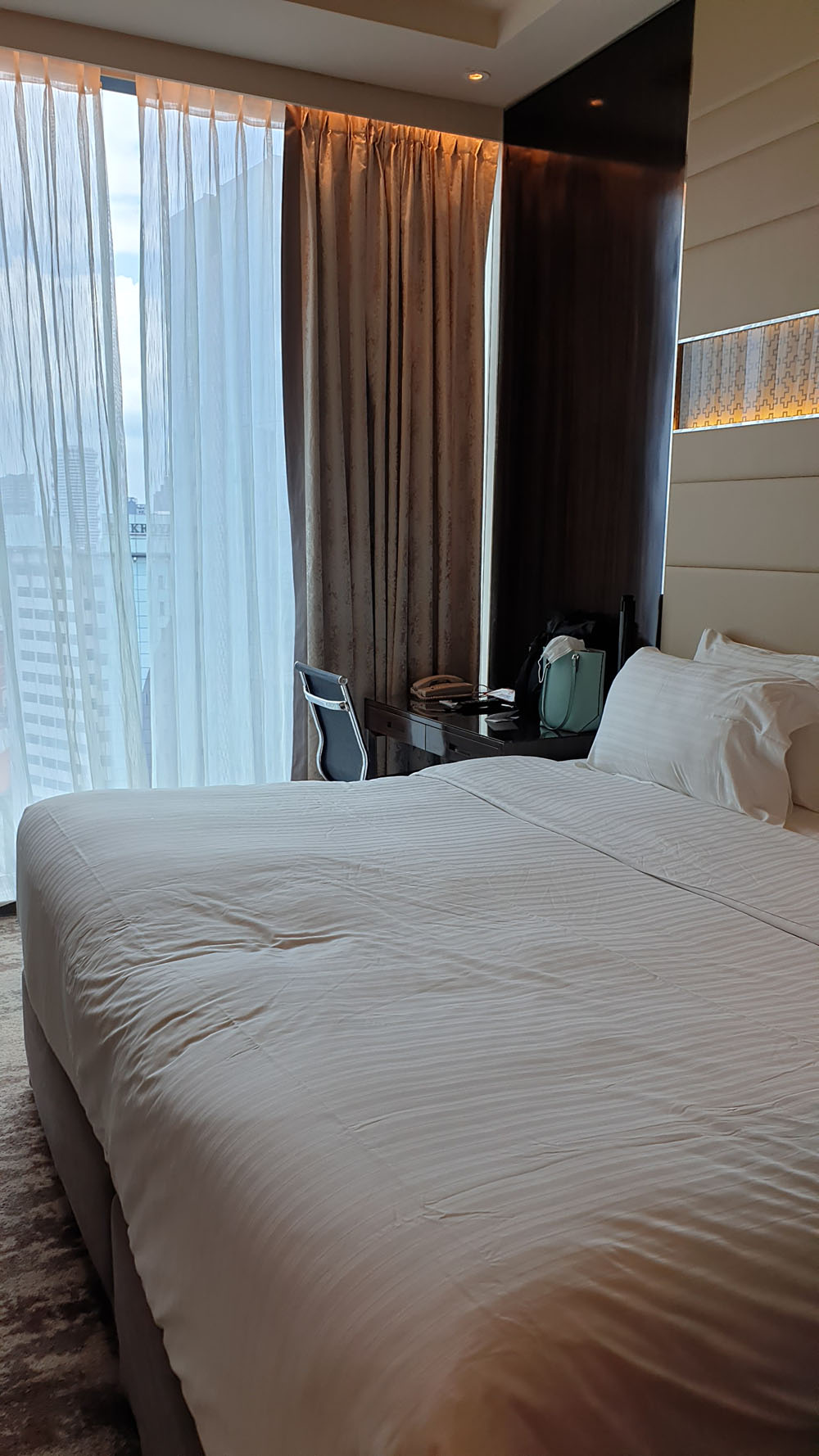 Park Hotel Farrer Park Bed