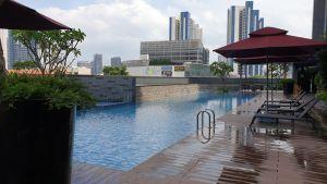 Park Hotel Farrer Park Swimming Pool