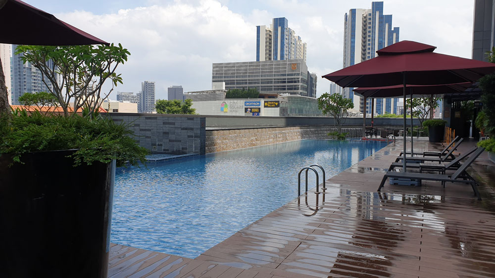 Park Hotel Farrer Park Swimming Pool