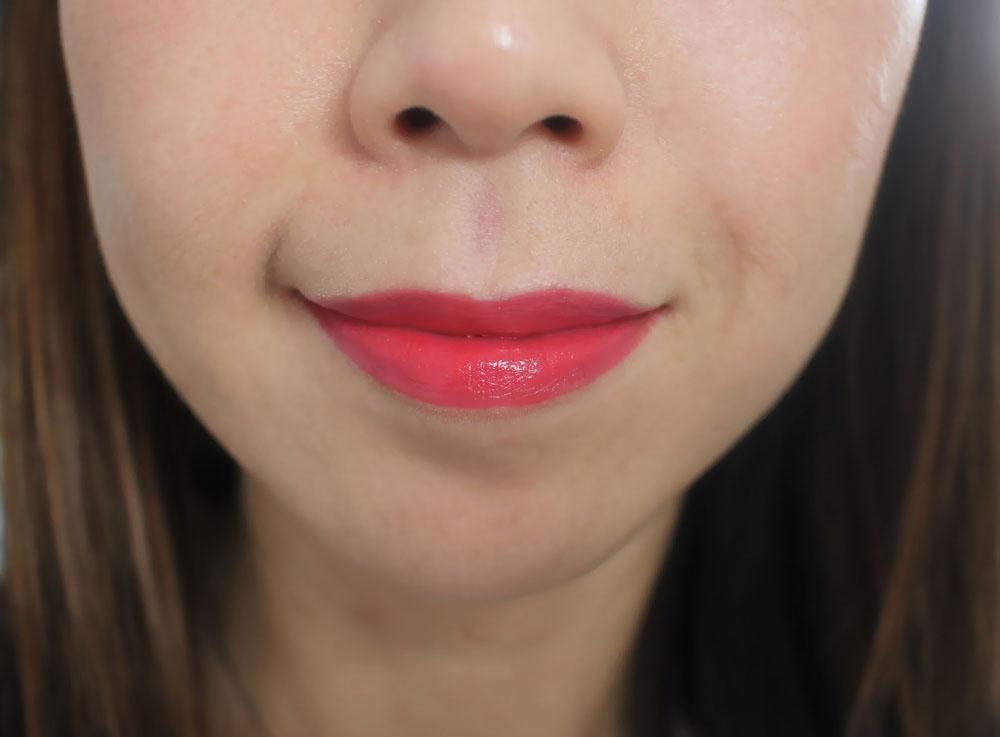Etude Better Lips-Talk Swatch
