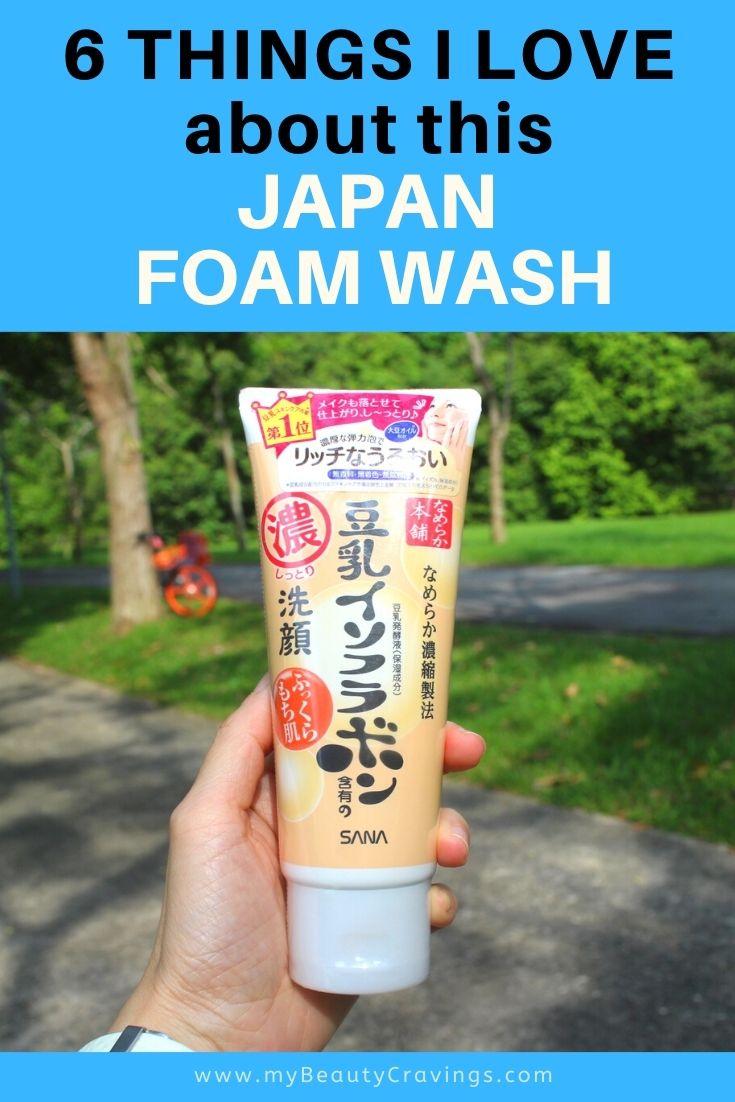 SANA Cleansing Wash