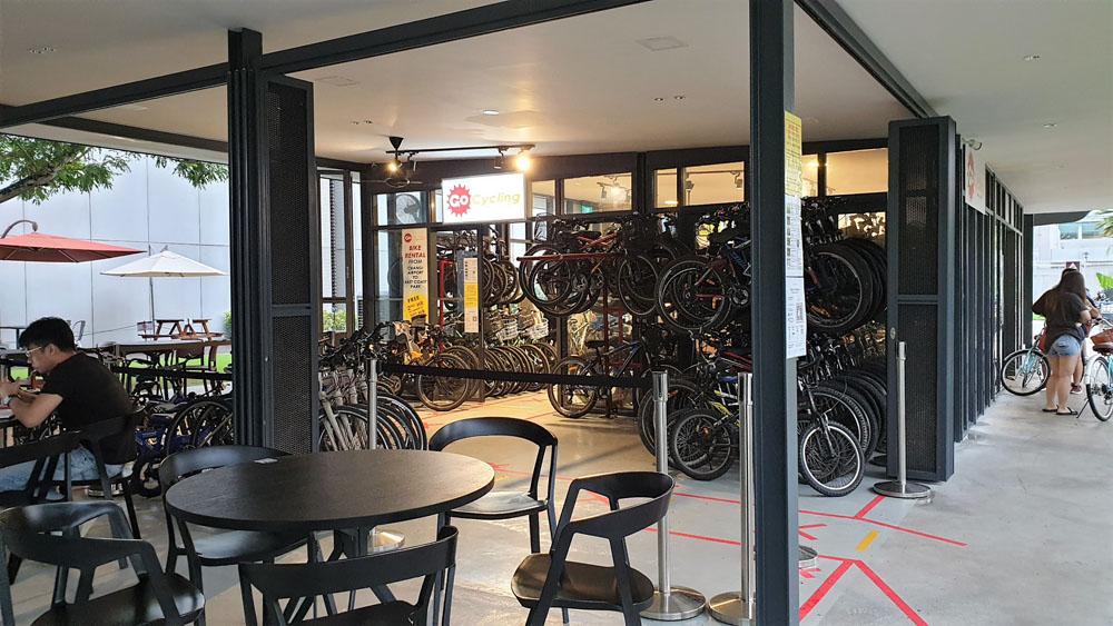 Jurassic Mile Bike Rental