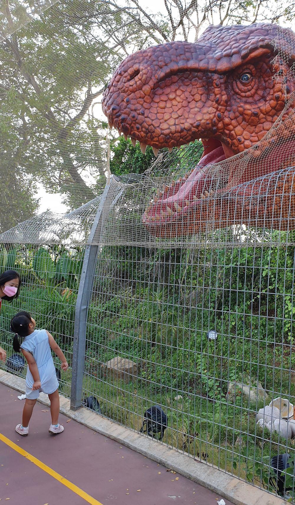 Jurassic Mile Dinosaur Singapore