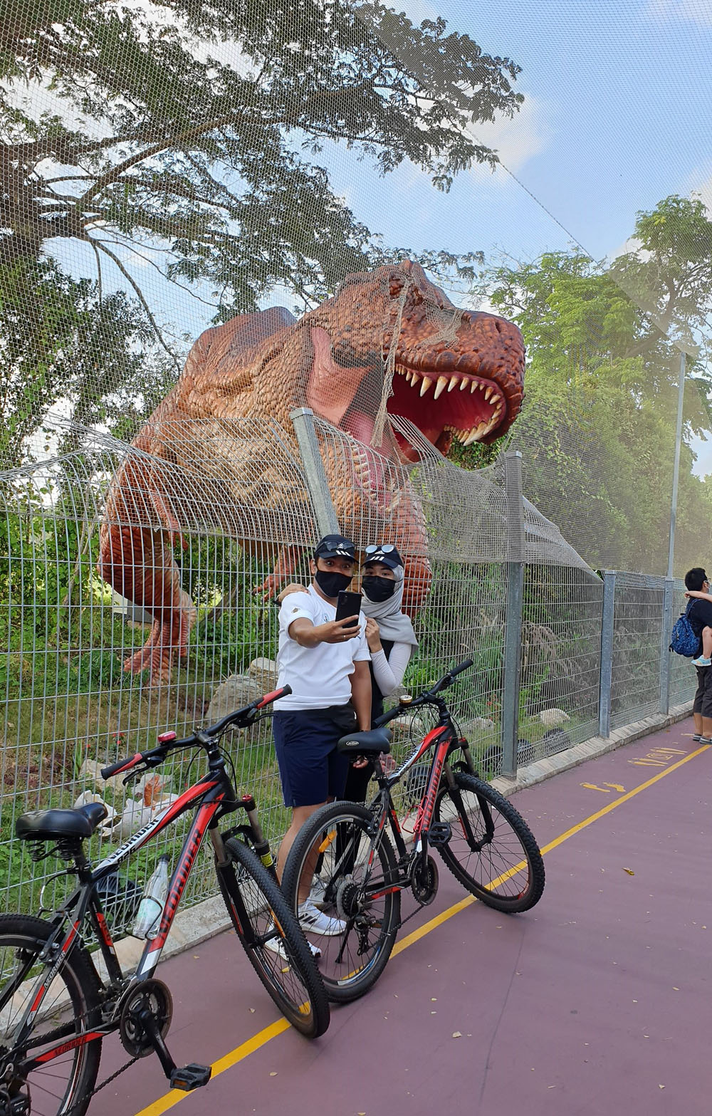 Singapore Jurassic Mile Review