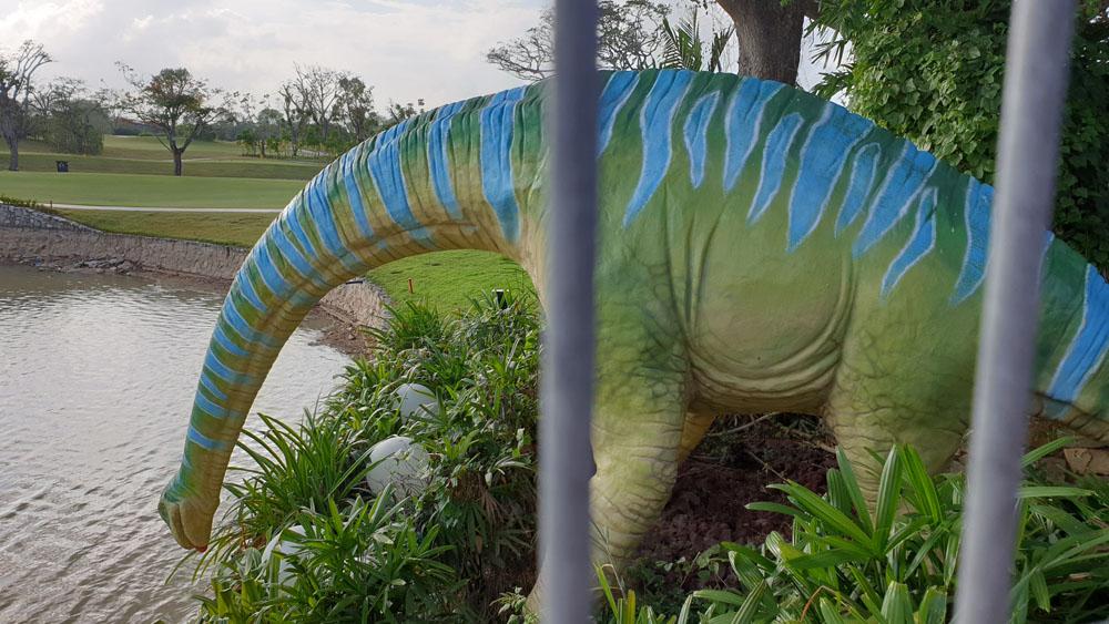Singapore Dinosaurs