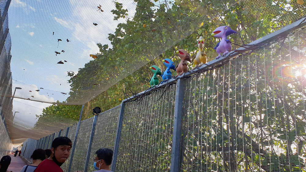 Changi Jurassic Mile Review
