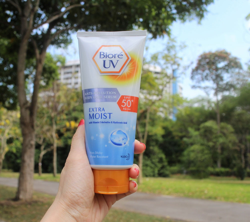 Biore UV Body Care Serum