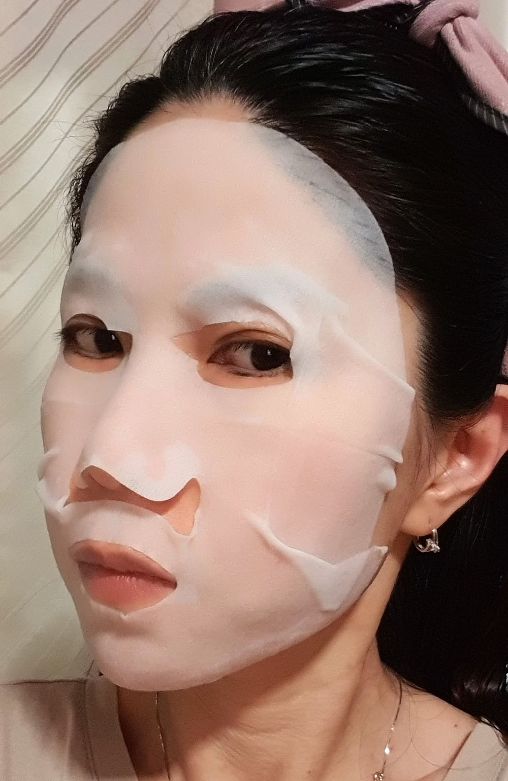 LuLuLun Mask Review