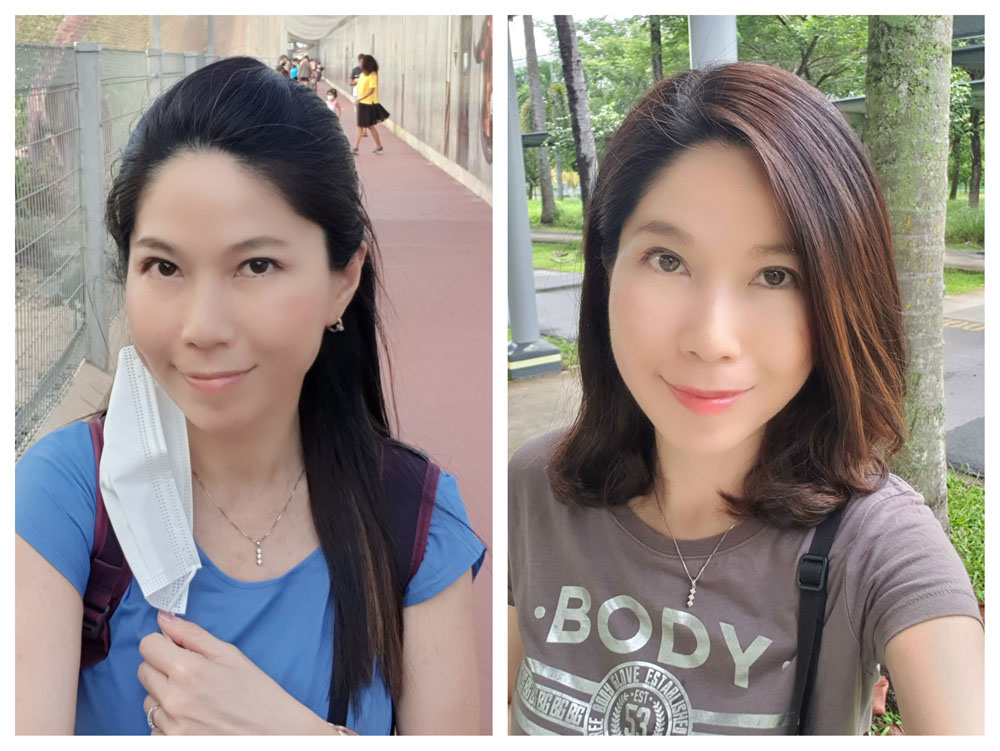 Kimage Perm Before-After