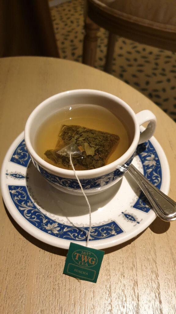 Goodwood Park Hotel Tea