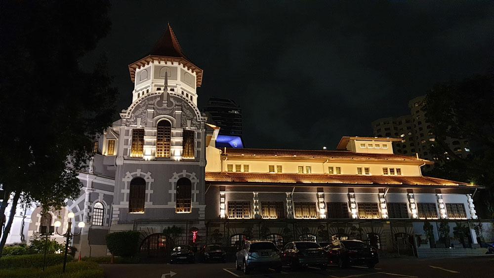 Goodwood Park Hotel Facade
