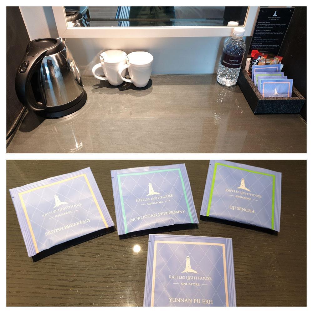 Orchard Hotel Tea