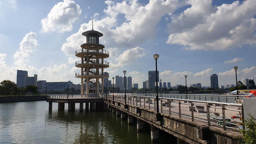 Tanjong Rhu Lookout Tower